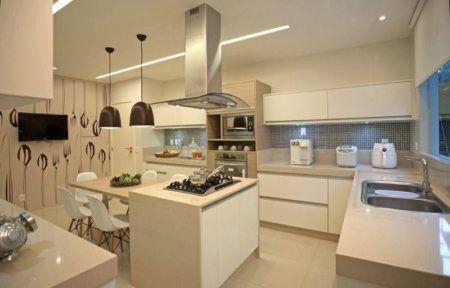 cozinhas decoradas com pastilhas de inox 4