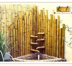 decoração com bambu 4
