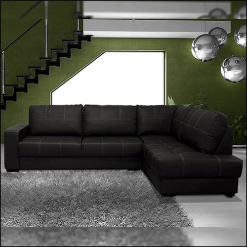 Sofá de canto Pequeno para Apartamento pequeno | B & F