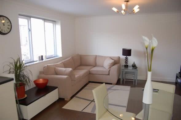 Sofá de canto Pequeno para Apartamento pequeno