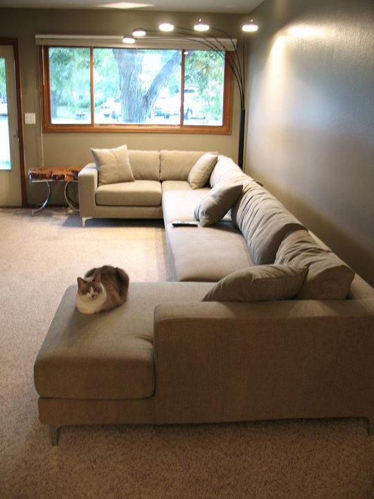 Lindos modelos de sof grande para sala grande bela feliz for Poster de pared grandes