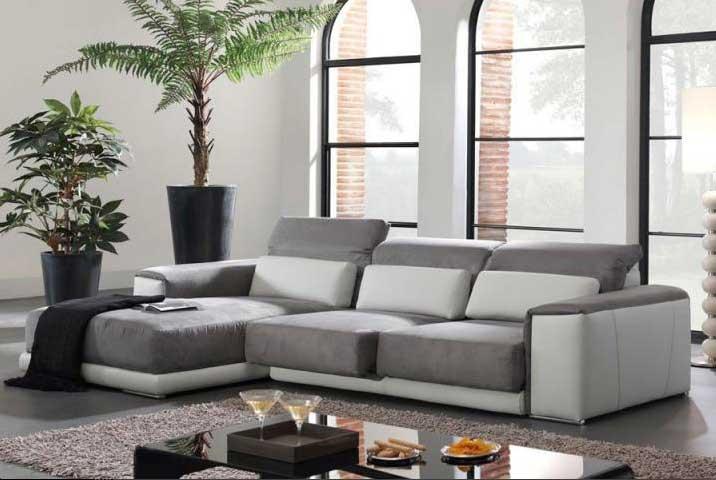 Lindos modelos de sof grande para sala grande bela feliz for Sofa grande sala pequena