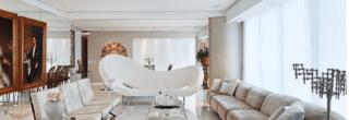 sofás de alto padrão para apartamentos 5