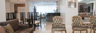 sofás de alto padrão para apartamentos 9