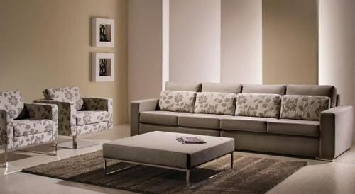 Sofa Grande Linen With Theodore