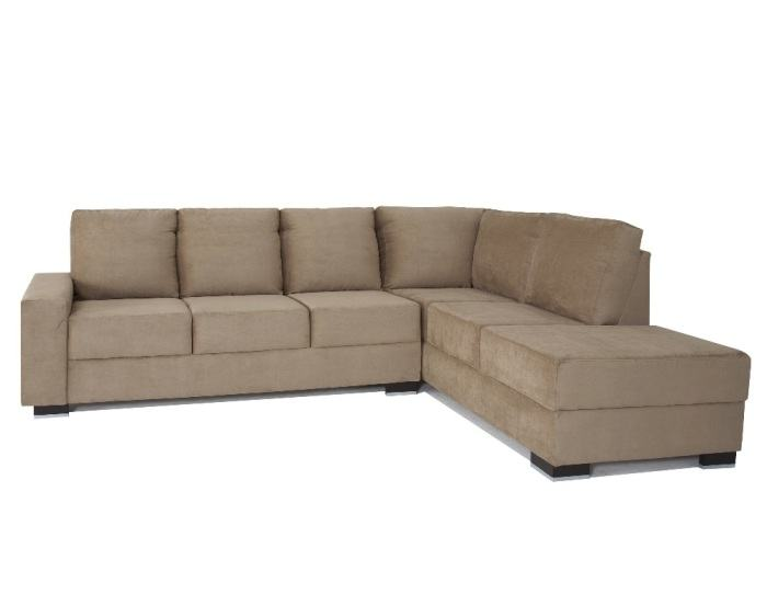 Modelos de sof de canto com chaise 4 lugares bela feliz for Marcas de sofas buenos