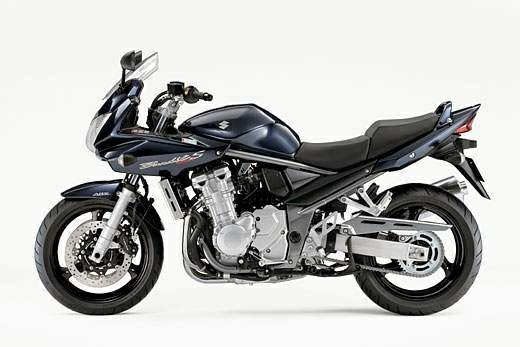 Suzuki Bandit 650 boa para cidade e estrada