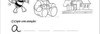 atividades de educacao infantil vogais