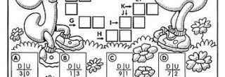 atividades de matematica para ensino fundamental cruza adicao