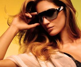 Óculos Vogue feminino moda verão