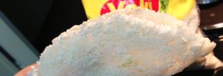 tapioca de frigideira com farinha yoki