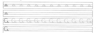 atividades para treinar a caligrafia