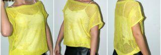 blusinha amarela fotos