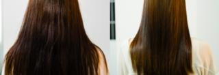 dicas de detox capilar antes e depois