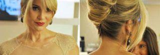 dicas de penteados para cabelos com franja
