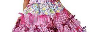 dicas de vestidos caipira infantil