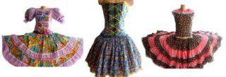 dicas de vestidos para festa junina