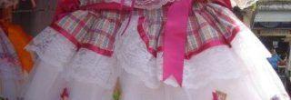 fotos de vestidos caipira infantil
