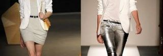 looks brancos femininos da moda inverno