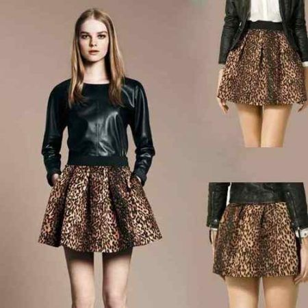 modelos de saias rodadas moda atual 4