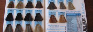 tabela de cores biocolor cabelo