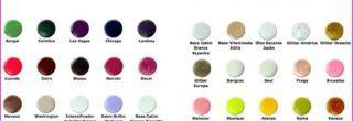 tabela de cores esmalte colorama cremoso
