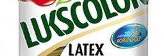 tabela de cores lukscolor latex premium
