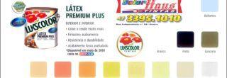 tabela de cores lukscolor tinturas