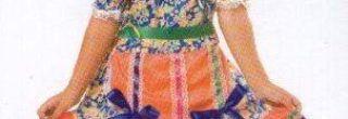 tipos de vestidos caipira infantil