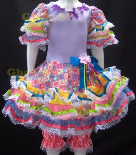 vestidos para festa junina 2