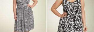 vestidos para gordinhas da moda