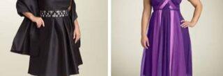 vestidos para gordinhas de festa