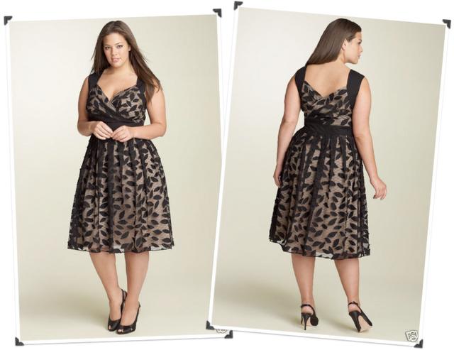 68bd8737fe Modelos de vestidos para gordinhas lindos e especiais