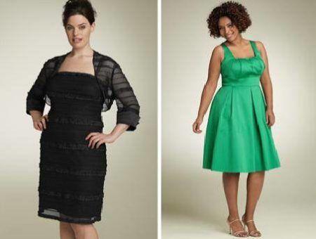 vestidos sociais basicos e modernos 4