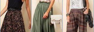 belas calças femininas soltinhas