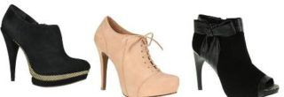 belos ankle boot arezzo
