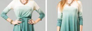 belos vestidos de malha para o verão