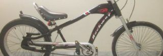 bicicleta chopper rockway