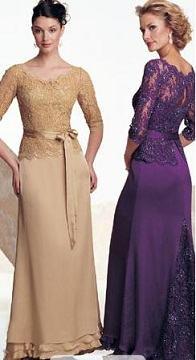 652d091fe5 Modelos de Vestido de Festa para Senhoras de Bom Gosto