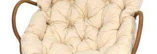 dica de poltronas decorativas de vime