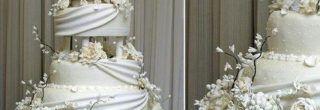 dicas de bolos de casamento