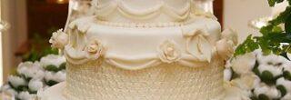 fotos de bolos de casamento
