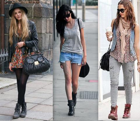 Looks com COTURNO FEMININO com calça, shorts e saia, pro inverno