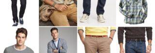 imagens de roupas para entrevista de emprego masculina