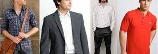 looks com roupas para entrevista de emprego masculina