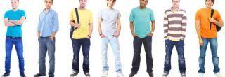 modelos de roupas para entrevista de emprego masculina
