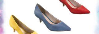 modelos de sapato scarpin bico fino bottero