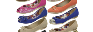 modernas sapatilhas azaleia