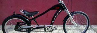 preços de bicicleta chopper rockway