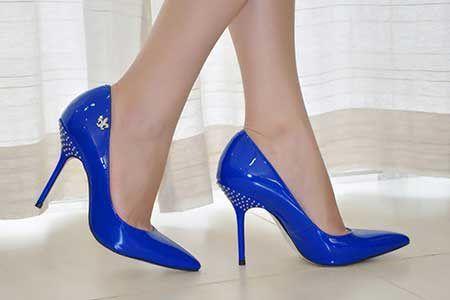 sapato-scarpin-azul